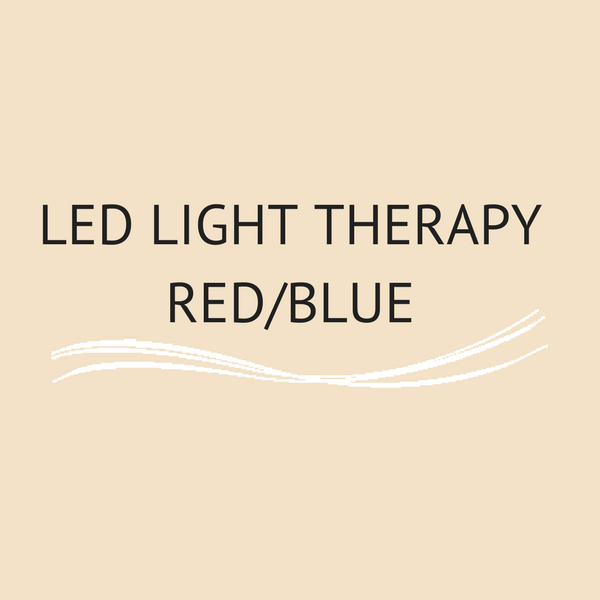 LED Light Therapy Red/Blue