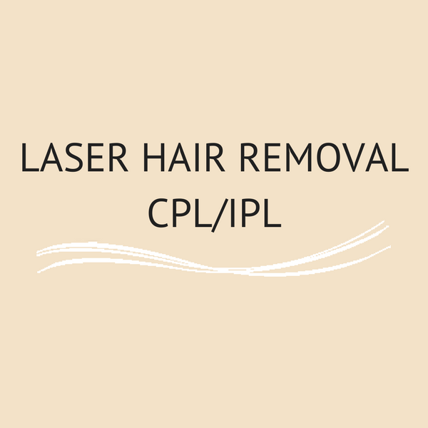 Laser Hair Removal CPL/IPL