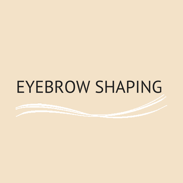 Eyebrow Shaping