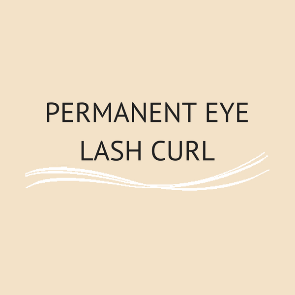 Permanent Eye Lash Curl