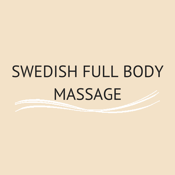 Swedish Full Body Massage